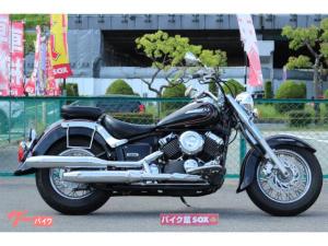 ヤマハ/ドラッグスター400クラシック インジェクションモデル