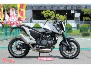 KTM/690デューク
