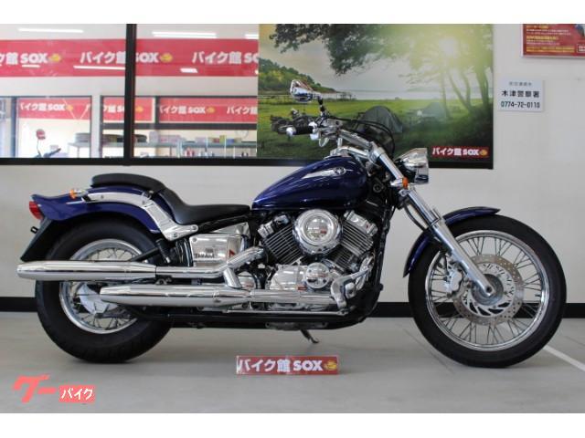 ヤマハ ドラッグスター400 ノーマル車の画像(兵庫県