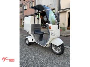 ホンダ/ジャイロキャノピーTA03 4サイクル グリップヒーター・大型ボックス付き