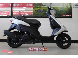 スズキ/アドレスV125S 2010年モデル ノーマル