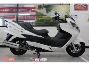 スズキ/スカイウェイブ250 タイプM 2011年モデル SP忠男コンバットマフラー