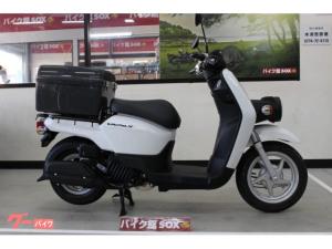 ホンダ/ベンリィ50 2018年モデル ホンダ純正OPビジネスボックス