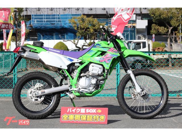 カワサキ KLX250 2016年モデルの画像(京都府