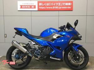 カワサキ/Ninja 250 EX250P OVERマフラー バックステップ フェンダーレス 他カスタム多数