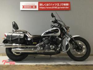 ヤマハ/ドラッグスター400FIモデル オプション多数装備