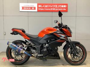 カワサキ/Z250 BEETフルエキマフラー