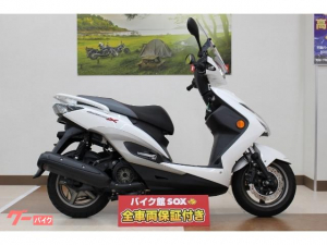 ヤマハ/シグナスX SR 2013年モデル スクリーン