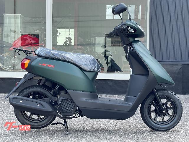 ヤマハ JOG 最新モデル 新車の画像(和歌山県