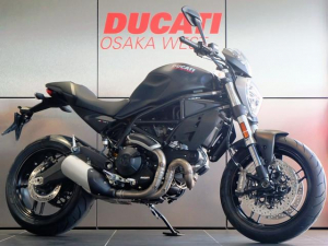 DUCATI/モンスター797 プラス ダークステルス 新車