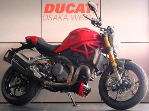 DUCATI/モンスター1200S ユーロ4 現行モデル 新車