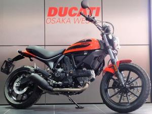 DUCATI/スクランブラーSIXTY2 アトミックタンジェリン 新車