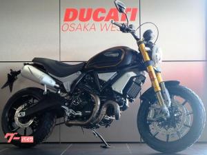 DUCATI/スクランブラー1100スポーツ 現行モデル 新車