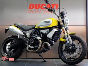 DUCATI/スクランブラー1100 新車 62Yellow