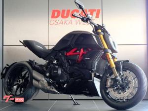 DUCATI/ディアベル1260S 現行最新ユーロ5モデル 新車