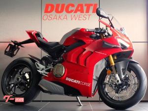 DUCATI/パニガーレV4 R 最新モデル 新車