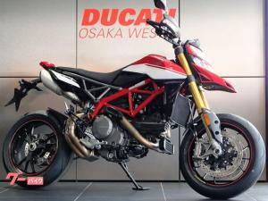 DUCATI/ハイパーモタード950SP 最新現行型モデル 新車