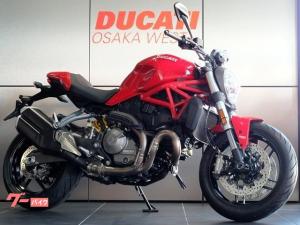 DUCATI/モンスター821 現行euro4モデル 新車