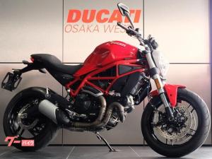 DUCATI/モンスター797 DucatiオリジナルETC付きワンオーナー車
