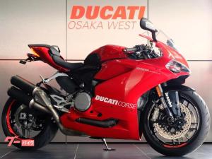 DUCATI/959パニガーレ ブレーキサポート付きグラフィックカスタム