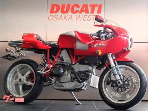 DUCATI/MH900e MY2001