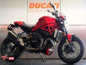 DUCATI/モンスター1200R ETC付きフェンダーレス仕様