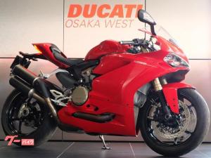 DUCATI/1299パニガーレ MY2015 ETC付き
