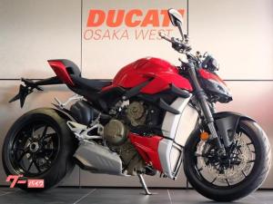 DUCATI/ストリートファイターV4 2021モデルEURO5 新車