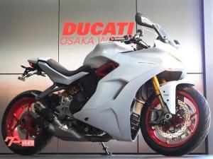 DUCATI/スーパースポーツS ETC付きローダウンアクラポビッチカスタム 1オーナー車