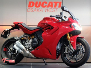 DUCATI/スーパースポーツ950S 2021Newモデル ドゥカティレッド 新車