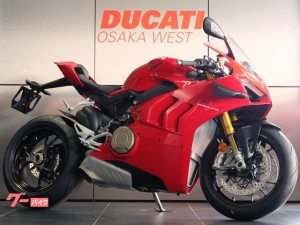 DUCATI/パニガーレV4 S ウイングレット付き最新2021ユーロ5モデル