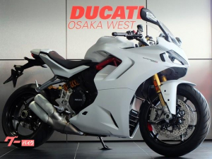 DUCATI/スーパースポーツ950S 2021Newモデル アークティックホワイトシルク 新車