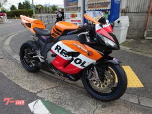 ホンダ/CBR1000RR 社外レプソル外装SC57型