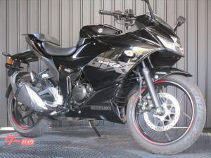 スズキ/GIXXER SF 150 ABS インドSUZUKI ブラックカラー