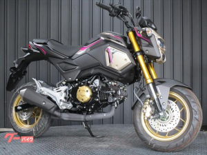 ホンダ/グロム インポート ABSモデル ブラックカラー