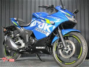 スズキ/GIXXER SF 150 ABS インドSUZUKI MOTOGPカラー