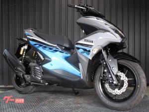 ヤマハ/AEROX155 Rバージョン 最新2020年カラー グレイ