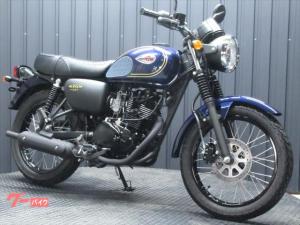 カワサキ/W175 SpecialEdition インポートモデル ダークブルーカラー