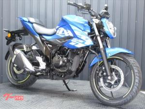 スズキ/GIXXER 150 ABS インドSUZUKI 2021ブルーカラー