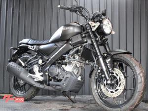 ヤマハ/XSR155 ローダウンカスタム ブラック