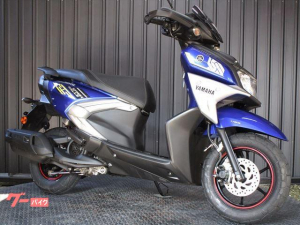 ヤマハ/シグナスRAY ZR 125Fi アイドリングストップ ラリーブルー