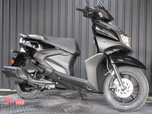 ヤマハ/シグナスRAY ZR 125Fi アイドリングストップ ブラック