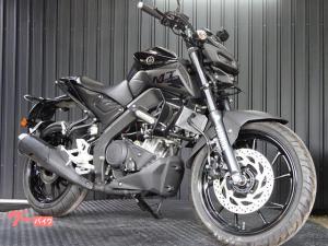 ヤマハ/MT-15 ABS付き 新型ブラックカラー
