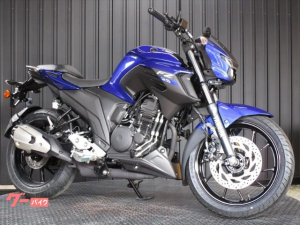 ヤマハ/FZ25 ABS  ブルーカラー