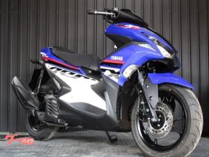 ヤマハ/AEROX155 スタンダード 最新2020年カラー ブルー