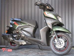 ヤマハ/シグナスRAY ZR 125Fi アイドリングストップ ラリーグリーン