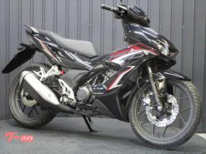 ホンダ/WINNER X 150 SPORT ブラックカラー