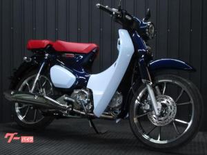 ホンダ/スーパーカブC125 インポート ダブルシートモデル ブルーカラー