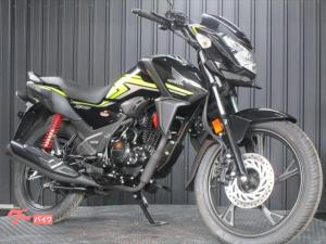 ホンダ/CBF125 インドHONDA SP125FI ブラックイエロー