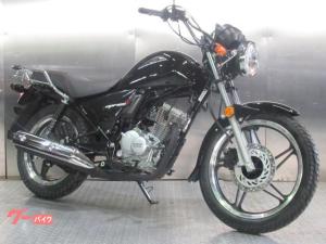 ホンダ/CBF125T FI仕様 中国HONDA  ブラックカラー